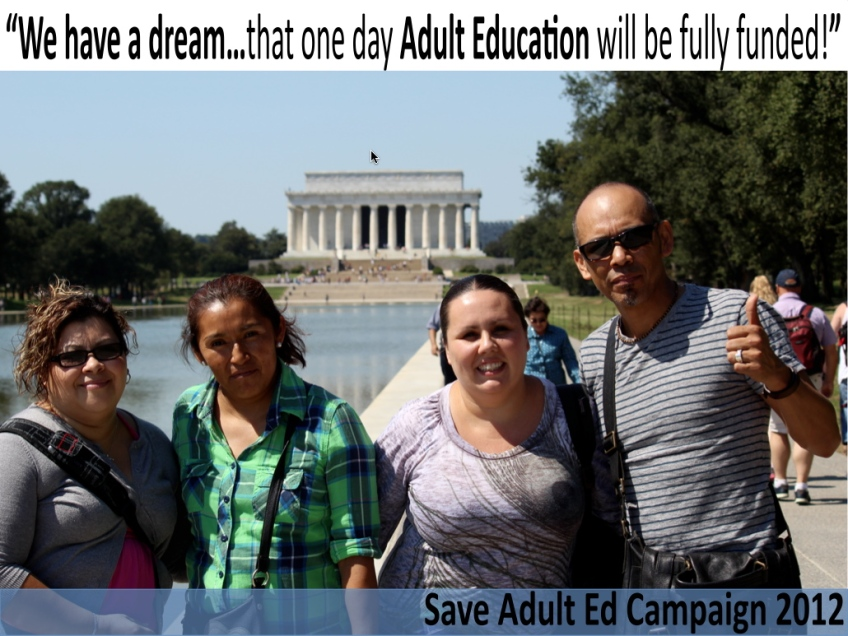 We-have-a-dream-save-adult-ed